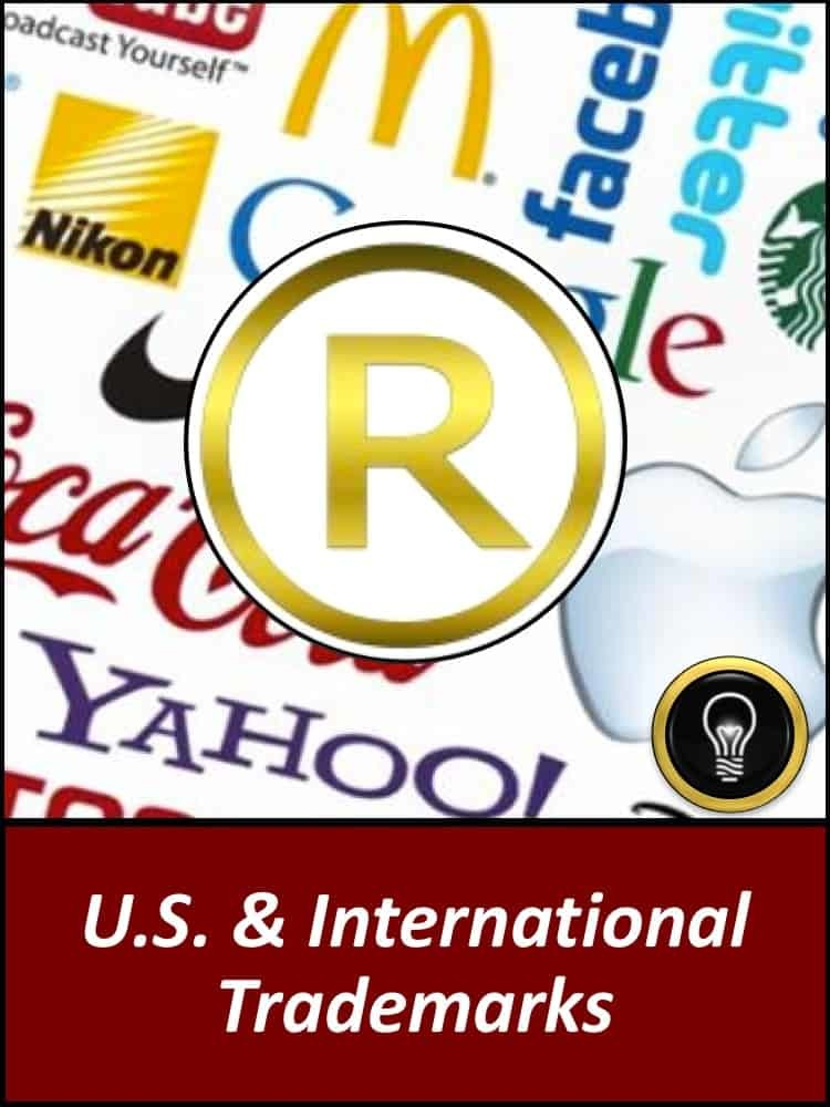 U.S. & International Trademarks
