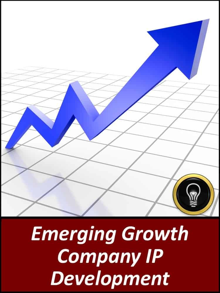Emerging Growth Company IP Development