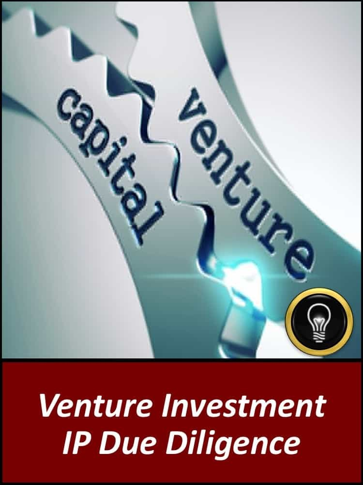 Venture Investment IP Due Diligence