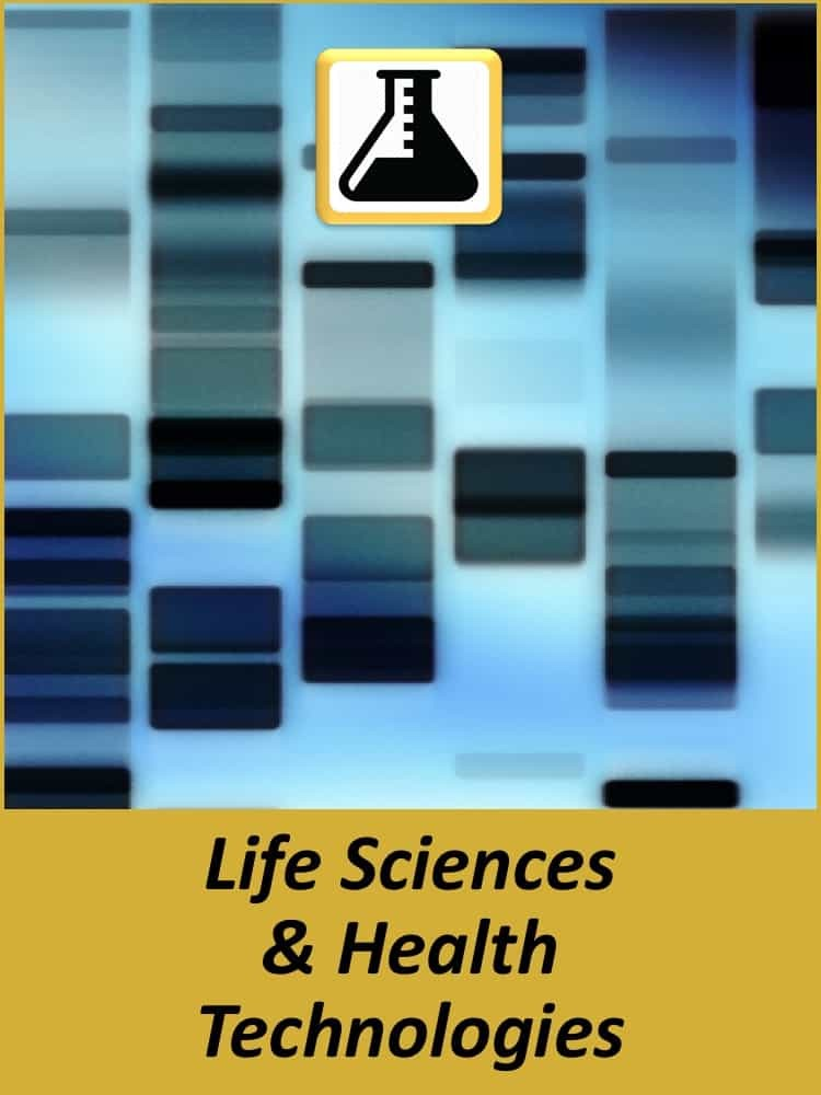 Technology Experience - Life Sciences & Health Technologies