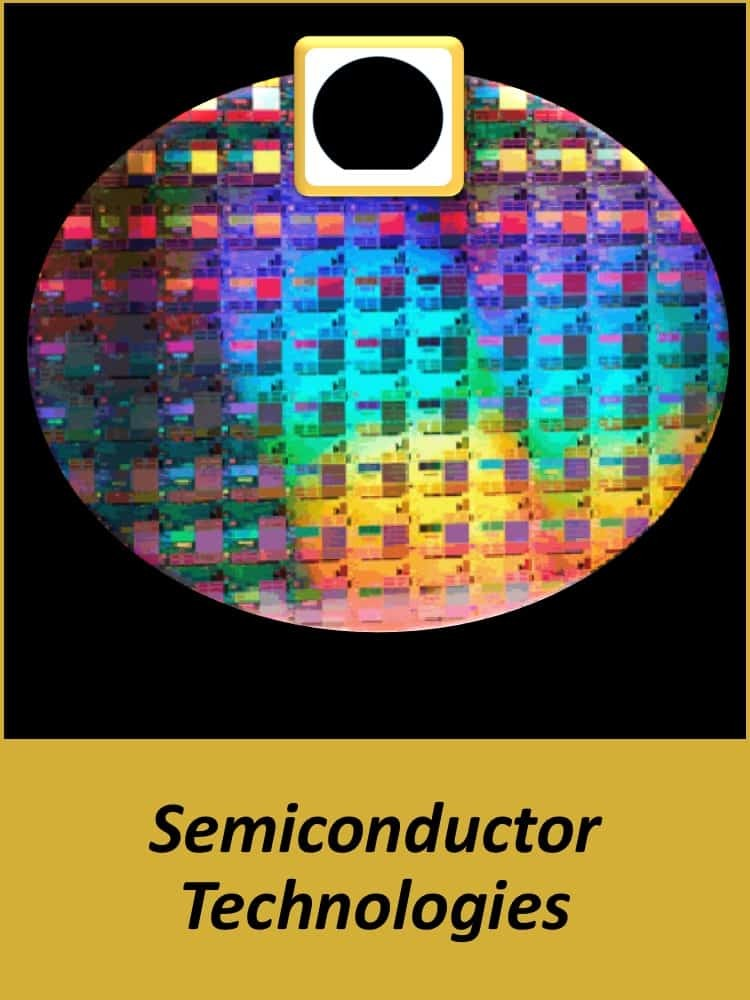 Technology Experience - Semiconductor Technologies
