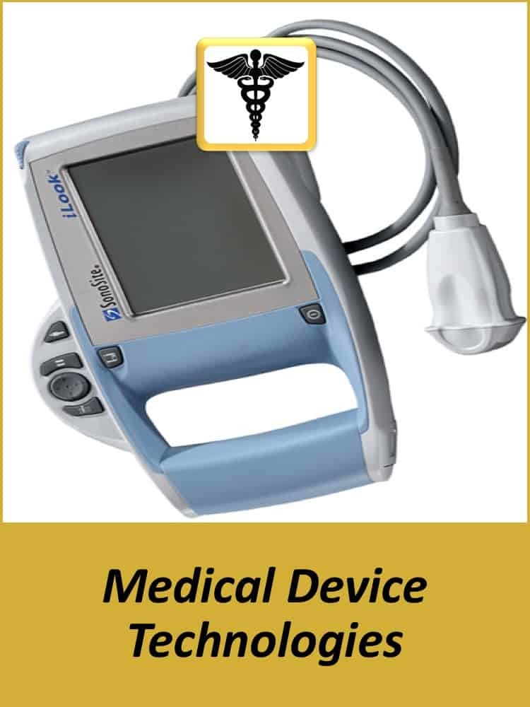 Technology Experience - Medical Device Technologies