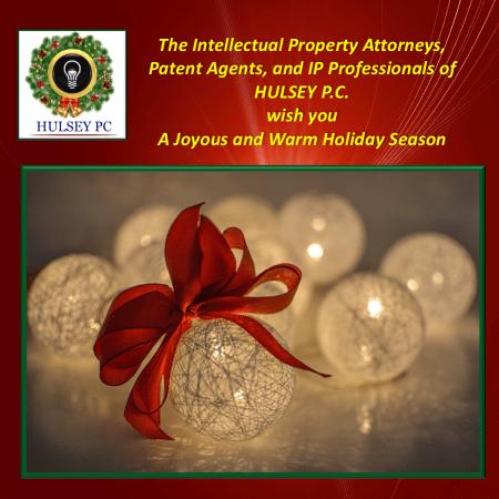 Hulsey PC Christmas Card