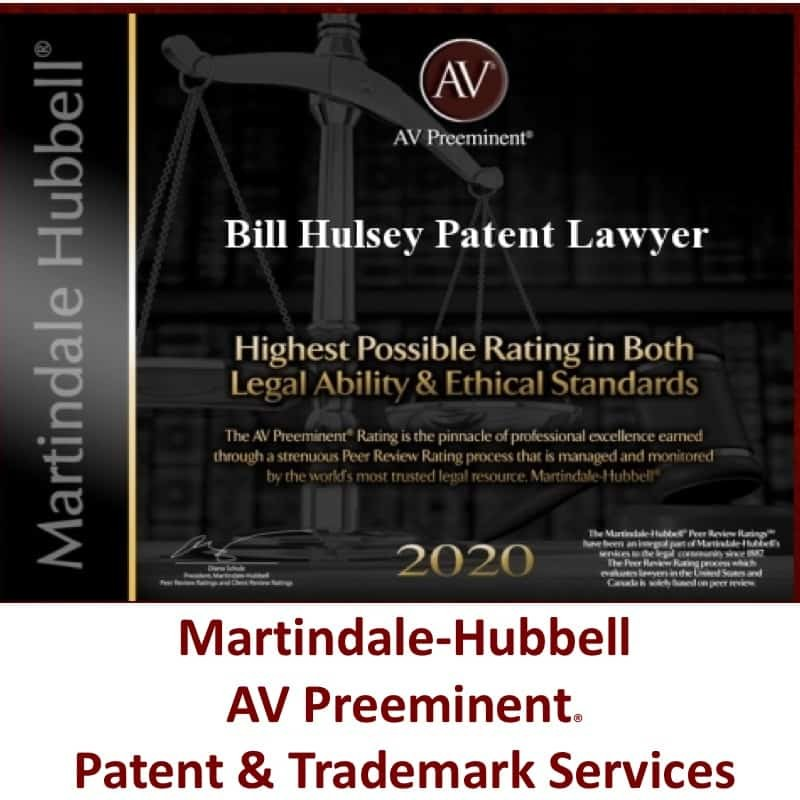 HULSEY PC - BILL HULSEY LAWYER PATENT