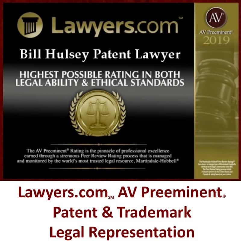 HULSEY PC - Bill Hulsey Patent & Trademark Lawyer